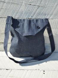 Shoulder Pouch (8oz Cone Denim)
