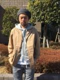 G.D.U. Leaf Jacket (Cotton Gabardine)