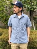 Town & Country S/S Shirt (Dobby Chambray)
