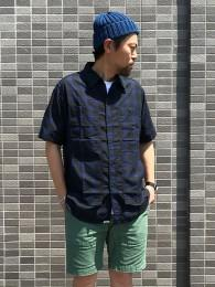 Feel Sun Shirt 1/2 (Oxford)