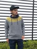 【Harley Of Scotland】 NORDIC CREW SWEATER