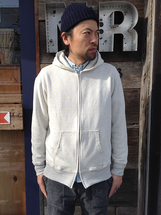 【National Athletic Goods】 Zip Gusset Parka