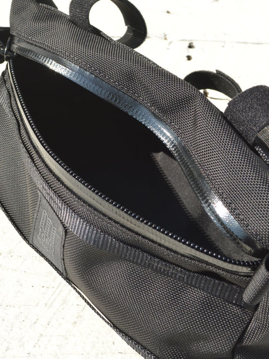 "BIKE BAG (Ballistic Black) ""US Made"""