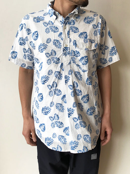 Popover BD Shirt (Lt. Weight Big Leaf)