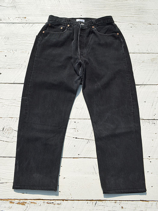 "【KNIFEWING】 USA Levi's 501 WIDE Tuck Pants (Size M)""⑦"""