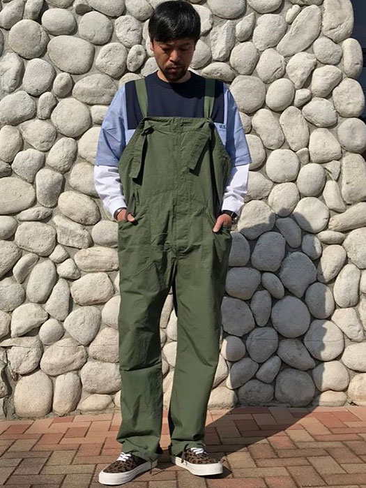 Overalls (Cotton Ripstop)