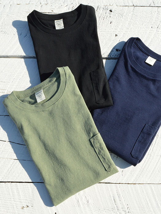 Pocket T-shirt (NR別注)