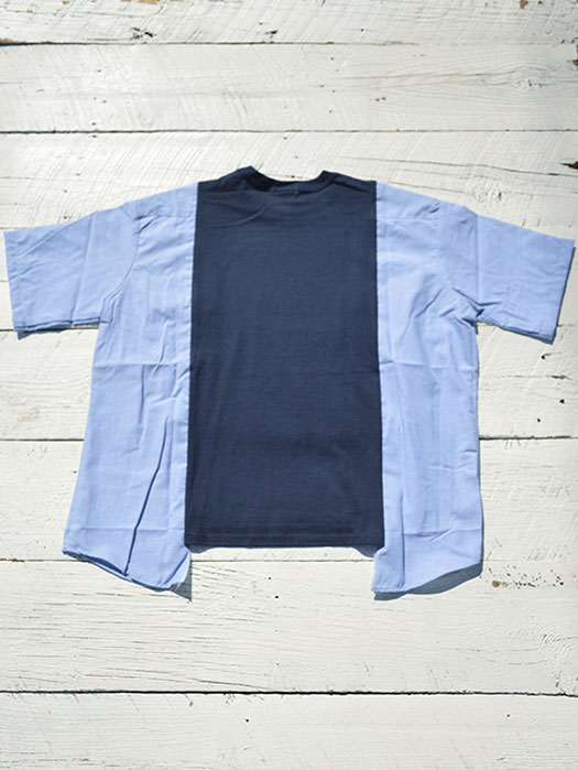 【KNIFEWING】 US NAVY SOLID Tee