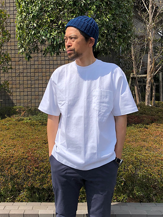 【CAMBER】 S/S Crew Neck Pocket Tee