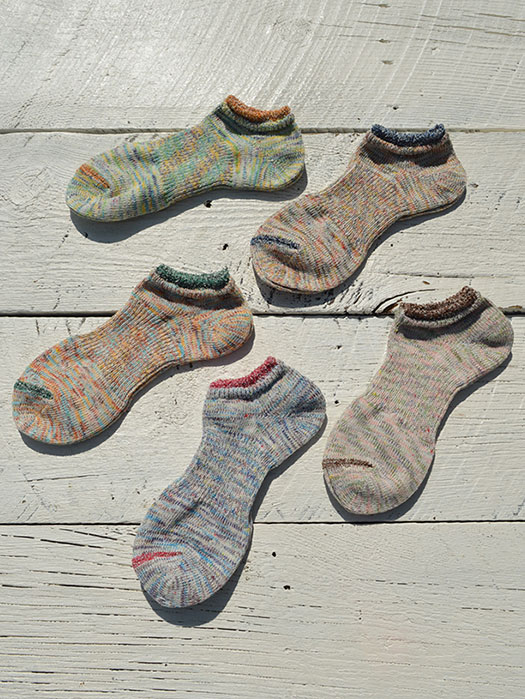 Colorful Ankle Socks