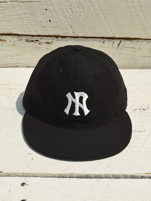 "Brooklyn Style ""NR BASEBALL LOGO"" (Felt On Embroidery) NR別注"