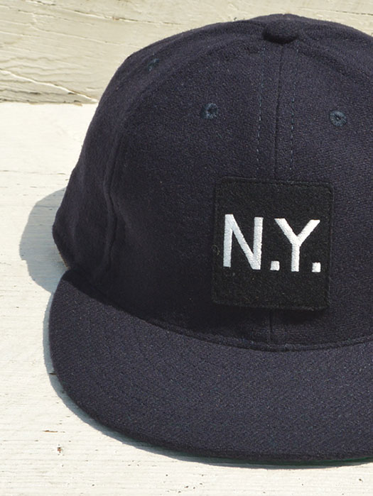 "Brooklyn Style ""NYA40"" (Felt On Embroidery)"