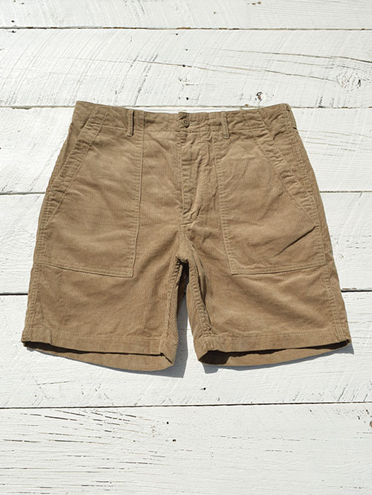 Fatigue Short (14W Corduroy)