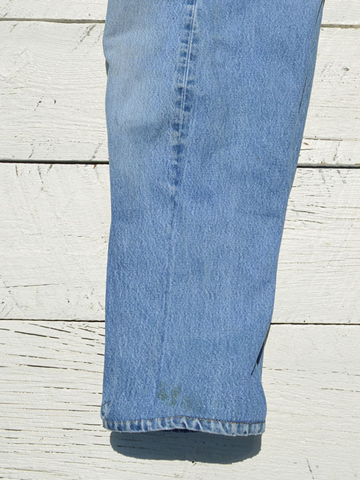 "【KNIFEWING】 USA Levi's 501 WIDE Tuck Pants (Size M) ""E"""