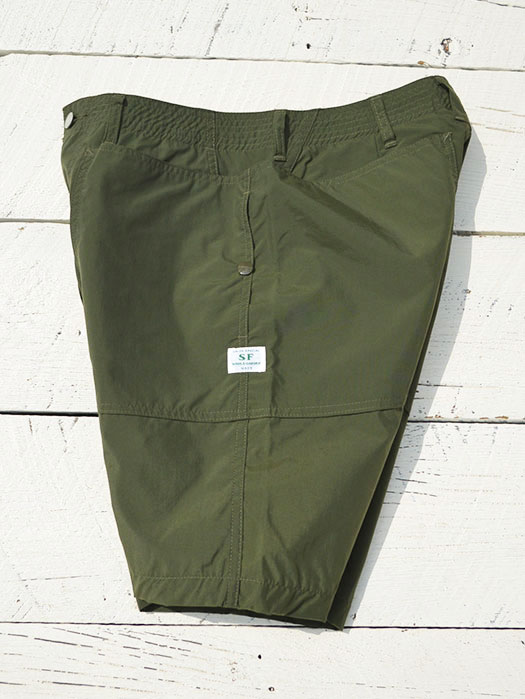 Fall Leaf Sprayer Pants 1/2 (Nylon)