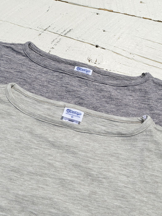 【Tieasy Authentic Classic】 KACHION SLAB POCKET T-SHIRT