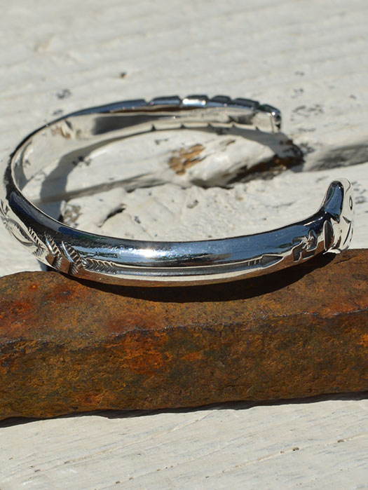 RATTLESNAKE BANGLE (Lady's Size)