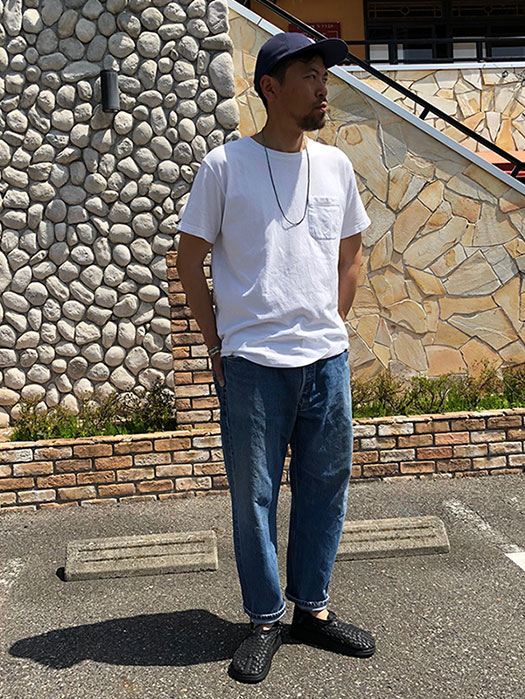 "【KNIFEWING】 USA Levi's 501 WIDE Tuck Pants (Size S) ""C"""