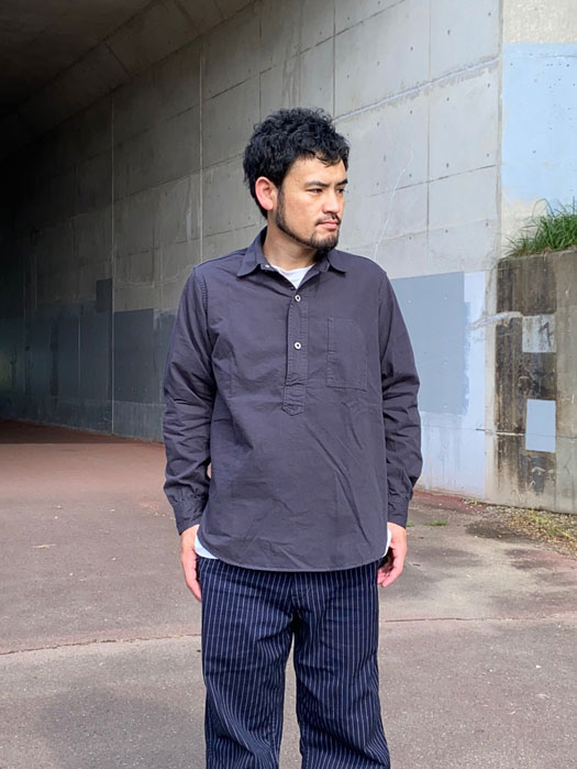 No1 Shirt (Cotton Twill)