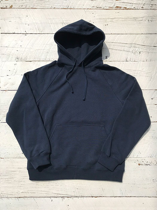 【Upcycle】 Heavy Fleece Pullover Hoodie