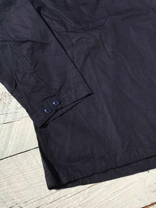 Cagoule Shirt (Fineline Twill)