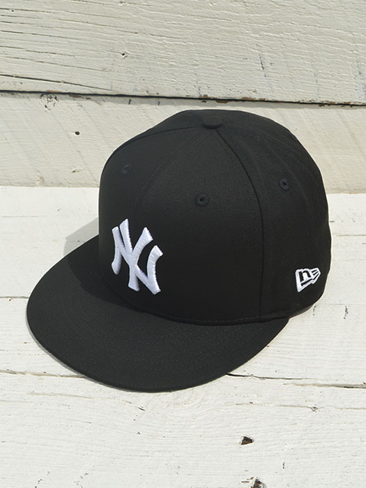 "59FIFTY ""New York Yankees"" (Black× White)"