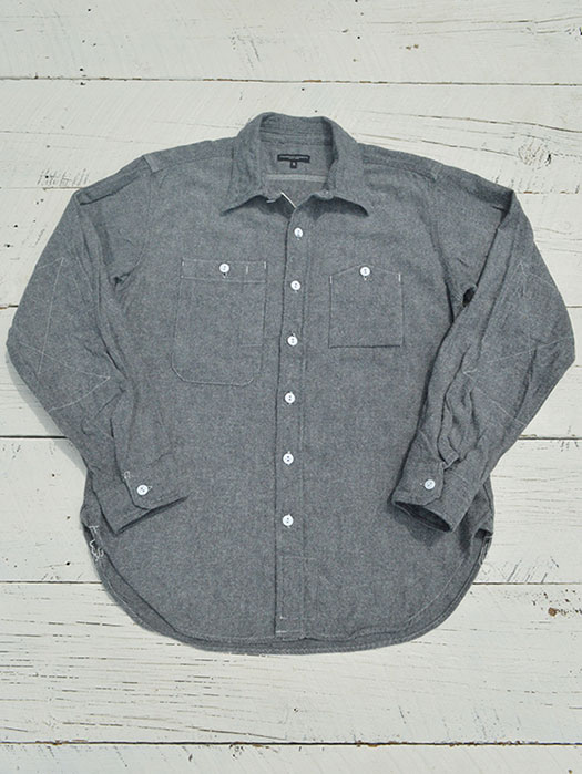 Work Shirt (Solid Flannel)