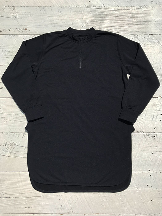 Half Zipped Pullover Long Shirt (Polartec)
