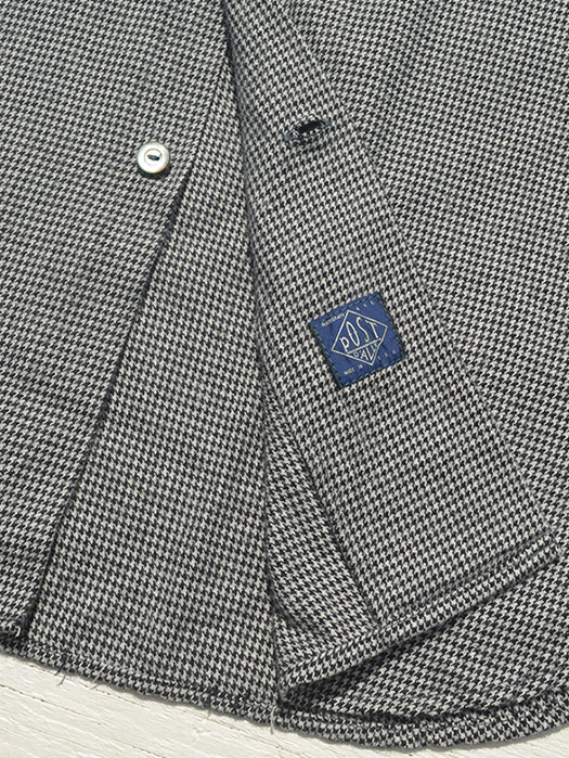 E-Z Cruz Shirt (Houndstooth Flannel)