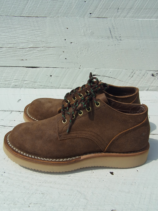 【HATHORN BOOTS】 OXFORD BOOT (NEPENTHES別注)