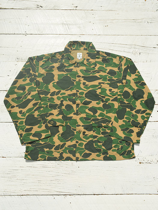 Hunting Shirt (Plinted Flannnel / Camouflage)