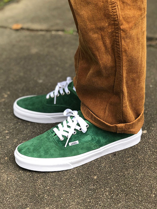 Authentic (PIG SUEDE)