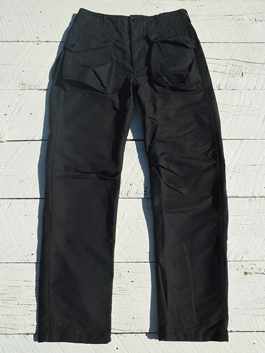 Norwegian Pant (Cotton Double Cloth)
