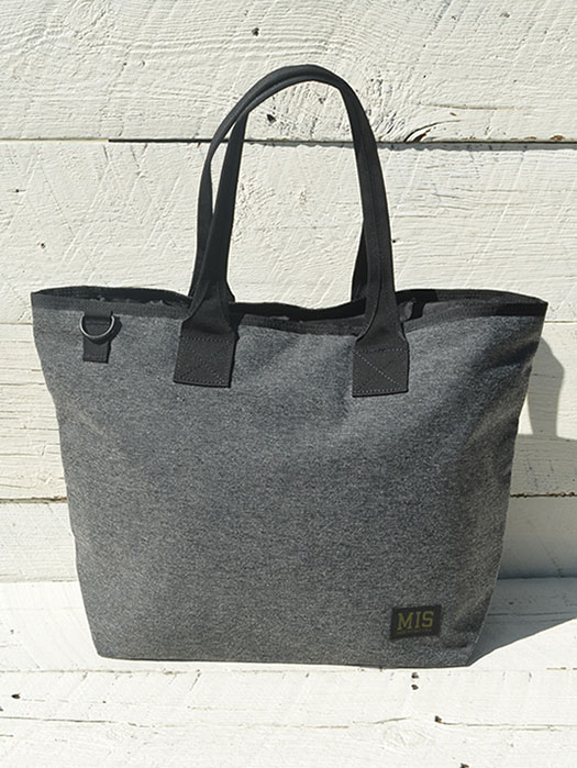 TOTE BAG (Denim Cordura Collection)