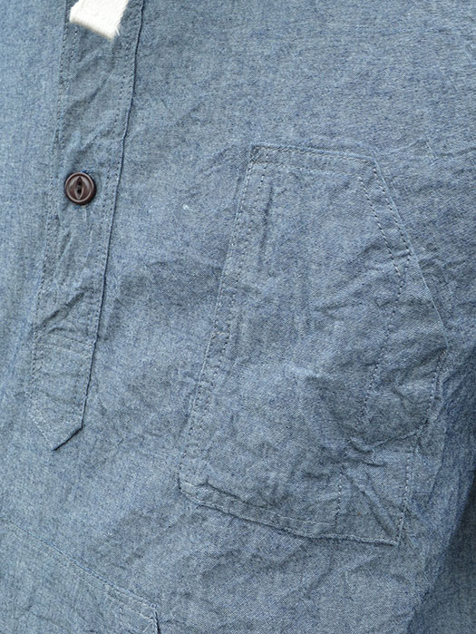 Pull Over Shirt w/ Muff Pocket