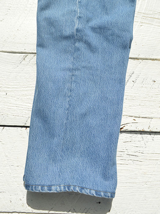"【KNIFEWING】 USA Levi's 501 WIDE Tuck Pants (Size M)""R"""
