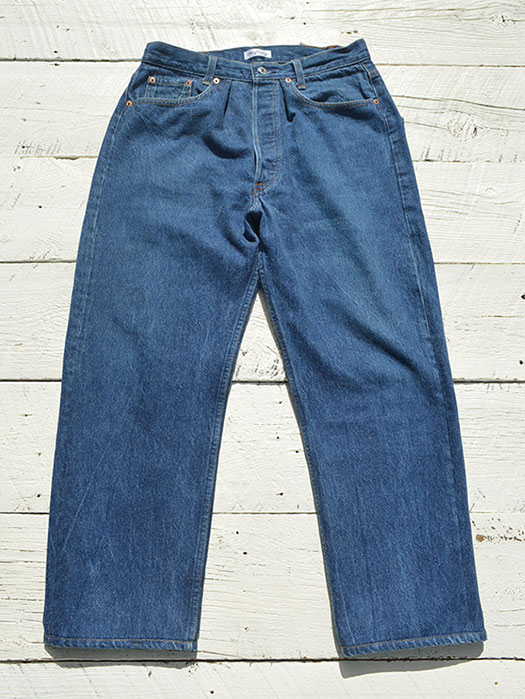 "【KNIFEWING】 USA Levi's 501 WIDE Tuck Pants (Size M)""T"""