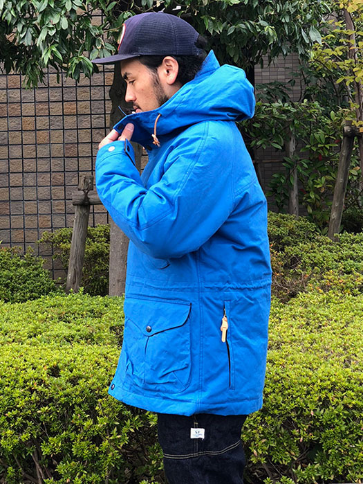 FISHERMAN PARKA (GOOSE DOWN)