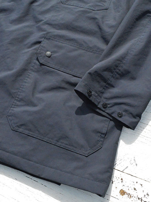 Sherpa Jacket (Poly Light Cloth)