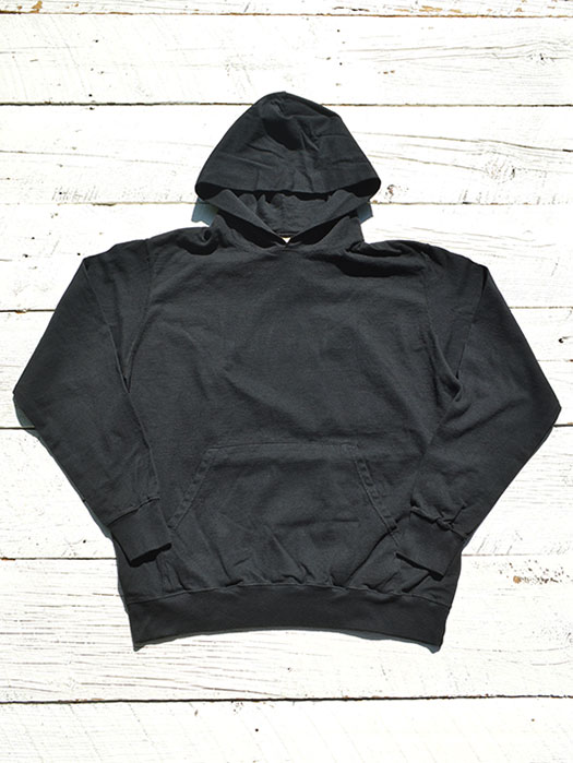 L/S PULLOVER HOOD TEE