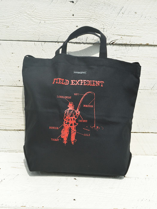 Carry All Tote w/ Strap (Field Expedient)