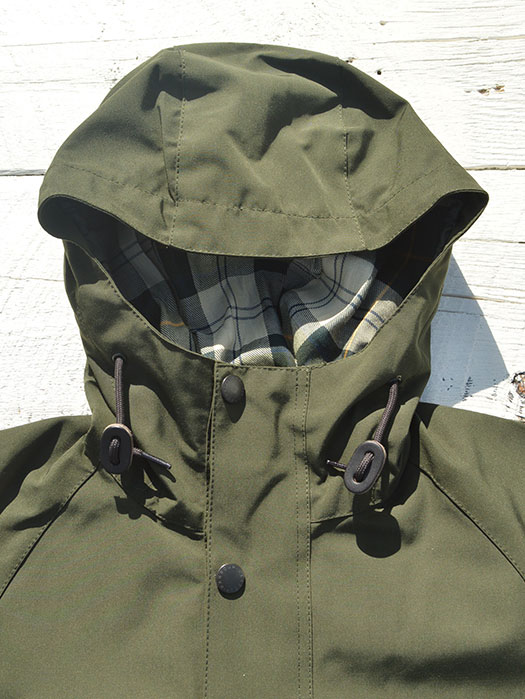 SL Bedale Hooded Casual Jacket