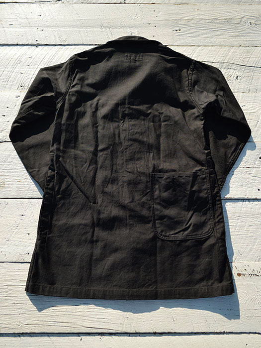 【Engineered Garments Workaday】 Shop Coat (Cotton Reversed Sateen)