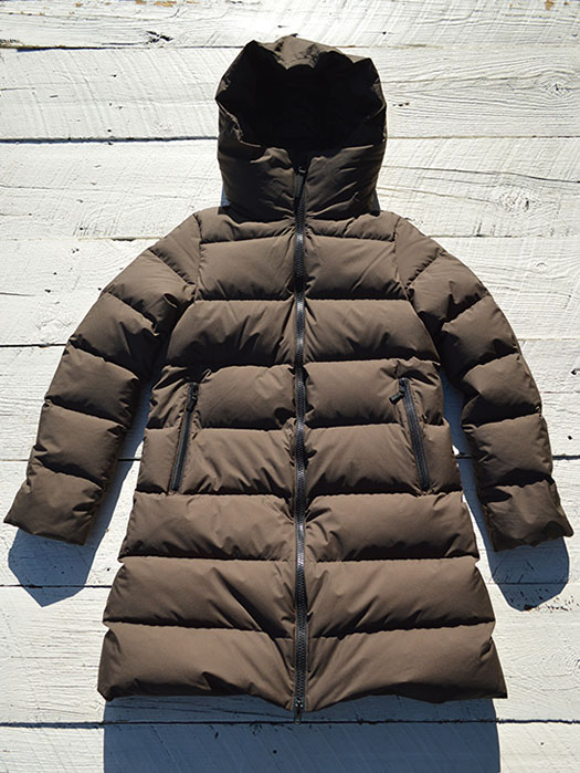 WS Down Shell Coat (Lady's)